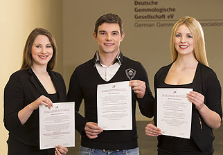 Diploma Course - German Gemmological Assiciation (DGemG)